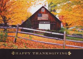 patriotic thanksgiving greeting cards this sturdy barn