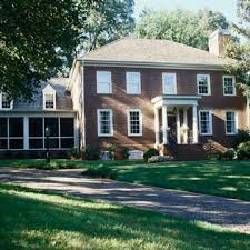 Clasic Colonial Homes by 57 Best Colonial Home Plans Images On Pinterest Colonial House