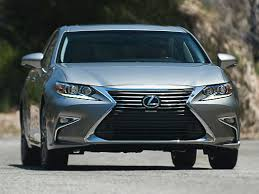 lexus crossover 2017 new 2017 lexus es 350 price photos reviews safety ratings