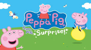 peppa pig u0027s surprise olympia theatre dublin expired