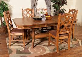 oak dining room set qualities of oak dining tables home decor