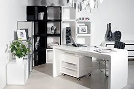 kare design schreibtisch white club schreibtisch 180x80 weiss hochglanz by kare design