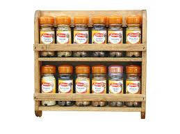 Spice Rack Pantry Door Wall Mounted Spice Rack Best 25 Spice Racks Ideas On Pinterest
