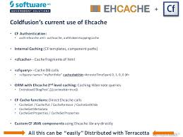 scale coldfusion with terracotta distributed caching for ehchache
