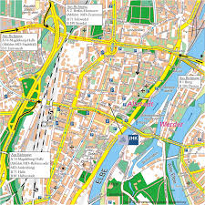 Trier Germany Map by Large Magdeburg Maps For Free Download And Print High Resolution