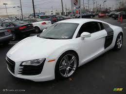 Audi R8 White - 2010 ibis white audi r8 4 2 fsi quattro 22754819 gtcarlot com