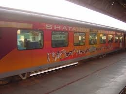 rajdhani u0026 shatabdi trains to get a massive makeover under