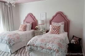 Little Girls Twin Bed Twin Headboards Design Ideas