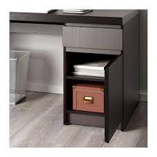 ikea black brown desk amazon com ikea desk black brown 226 5145 2230 kitchen dining