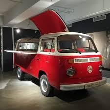 volkswagen kombi food truck popup