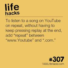 diy hacks youtube diy life hacks crafts the post listen to youtube on repeat