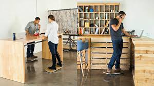 Platform For Standing Desk Forget Treadmill Desks This Device Lets You Surf In Place At Your Sta