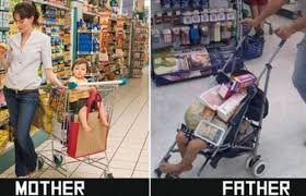 Meme Mother - 23 hilarious mom vs dad memes that show the difference of parenting