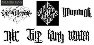 ambigram tattoos best designs and ideas ideas