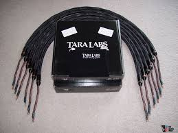 ultimate home theater speakers tara labs the 0 5 speaker cables 6 u0027 length 1 1 2 pairs left