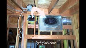 duct to close to return air heating and air conditioning