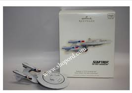 hallmark 2007 future uss enterprise trek ornament the next