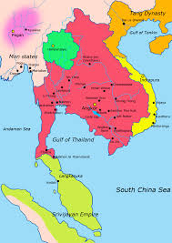 Southwest Asia Map Quiz by Maps Of Vast Empires That No Longer Exist Khmer Empire History