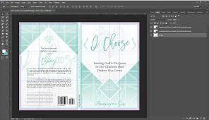 createspace 6x9 cover template overlays with bleed and barcode