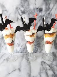 haunting halloween parfait dessert la famiglia design blog