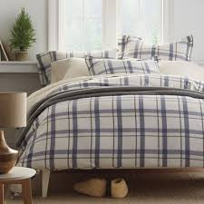 Flannel Duvet Sets Flannel Duvet Covers The Company Store