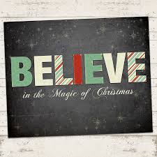 valerie pullam designs christmas art print believe in the