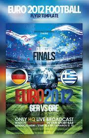 top 10 best euro soccer psd flyer templates