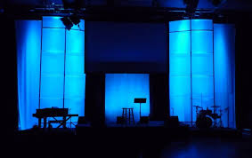 Church Lights Church Stage Lighting Design The Home Design Many Concepts Used