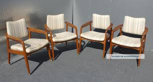 Mid Century Modern Dining Room Furniture by Chair Heywood Wakefield Dining Set With 4 Chairs C 1950 9887 1950