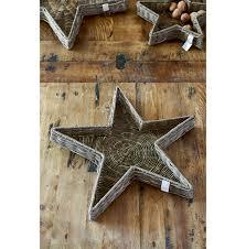 Restaurant Esszimmer M Ster Rustic Rattan Star Tray M Zubehör U0026 Dekoration Küche Alles