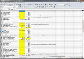 Budget Expenses Spreadsheet by 30 30 30 10 Budget Spreadsheets