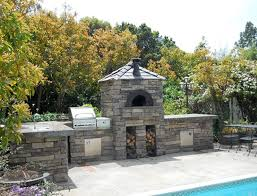 outdoor kitchen designs with pizza oven outdoor kitchen pizza oven