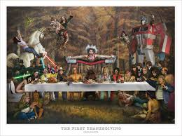 the thanksgiving by joseph griffith