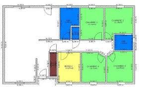 plan maison de plain pied 3 chambres plan maison de plain pied 3 chambres 14 maison neuve lofts