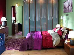 Modern IKEA Small Bedroom Design And Decoration Ideas - Modern ikea small bedroom designs ideas
