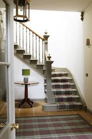 painted stairs with carpet runner best 25 carpet stair runners