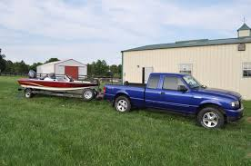 towing with ford ranger your boat or ranger towing a boat page 2 ranger forums the