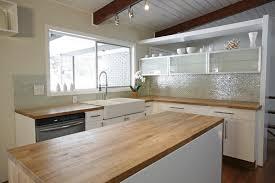 mid century kitchen design mid century kitchen design white laminate flooring granite counter