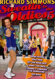 richard simmons sweatin to the old 5 dvd target
