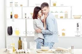 amour cuisine en amour cuisine ensemble dans la cuisine et s amuser duri
