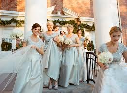 silver wedding dresses for brides bridesmaid dresses for winter weddings inside weddings