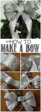 diy swag wreath big bows decor and wreaths