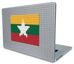 Myanmar Flag Photos Myanmar Burma Flag Pixel Art U2013 Brik