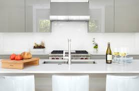 quartz backsplash houzz