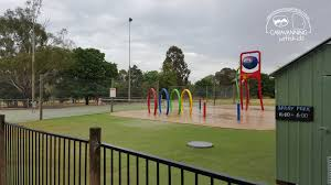 the great aussie holiday park bowna nsw caravanning with kids