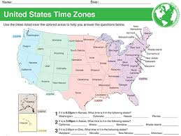 united states map with state names and time zones us map with state names pdf uscapz2c thempfa org