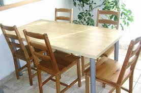 table cuisine en bois ikea cuisine bois fresh cuisine ikea blanche et bois galerie et ikea