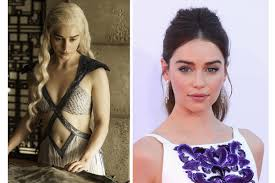 what the u0027game of thrones u0027 cast looks like in real life