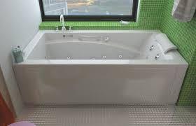 bathrooms design long undermount bathroom sink rectangular white