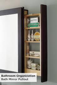 Bathroom Shelf With Mirror 25 Best Built In Bathroom Shelf And Storage Ideas For 2018